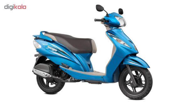 موتورسیکلت تی وی اس مدل وگو 110 سال 1398