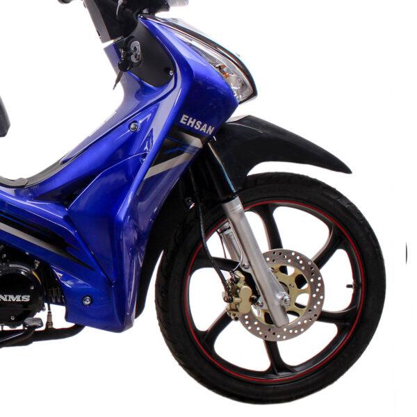 موتورسیکلت احسان مدل آر دی 135 سی سی سال 1399