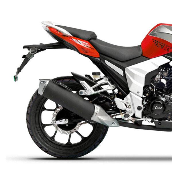 موتورسیکلت دینو مدل لئوپارد 200 سی سی سال 1399