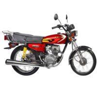موتور سیکلت کویر مدل 125 CDI سال 1397