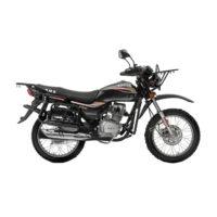 موتور سیکلت احسان مدل شکاری EH 200 سال 1398