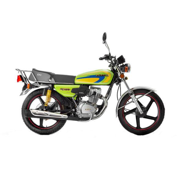 موتور سیکلت پرواز مدل 125 CDI سال 1399