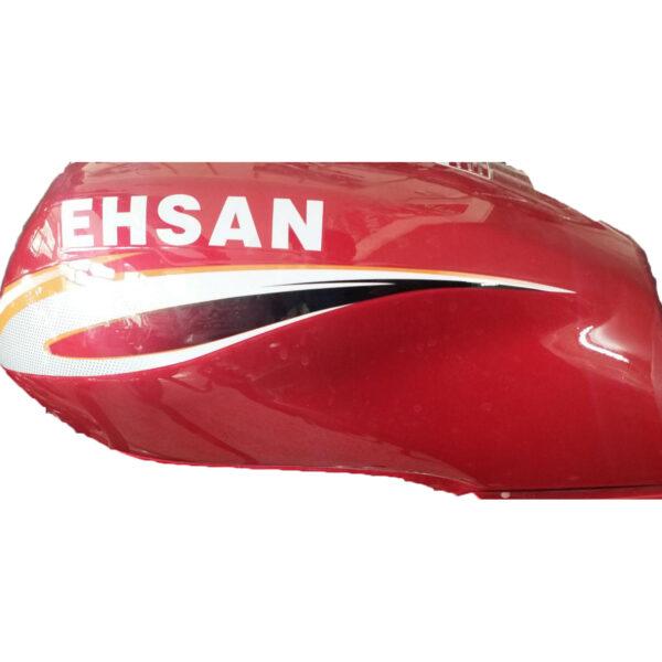موتور سیکلت احسان مدل شکاری EH200 سال 1398