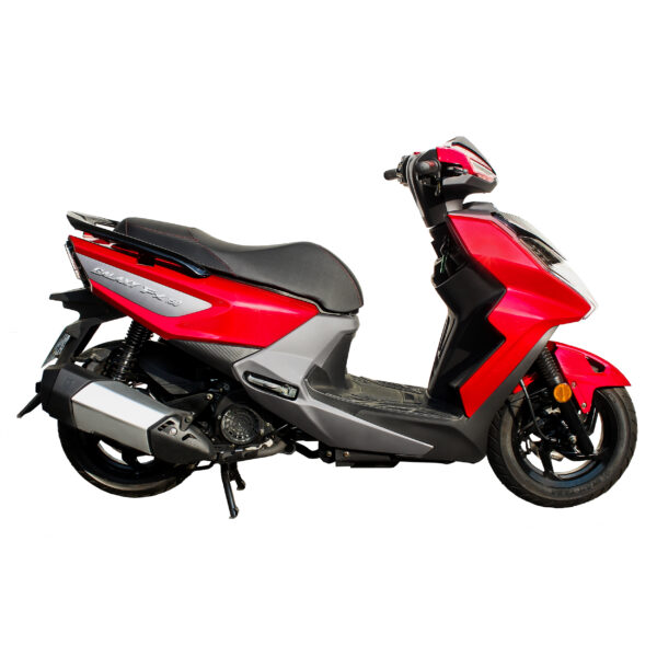 موتورسیکلت گلکسی مدل اف ایکس 150 سی سی سال 1399