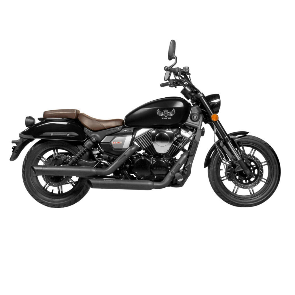 موتورسیکلت کویر مدل 249C2 سی سی سال 1399