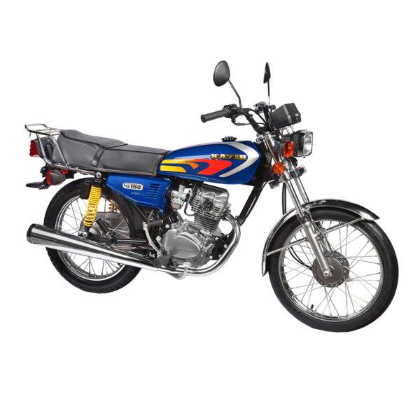 موتورسیکلت کویر مدل 150CDI سی سی سال 1399
