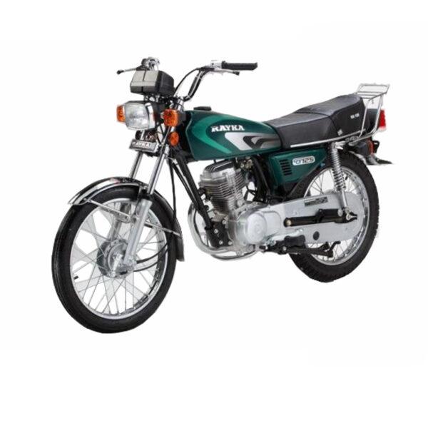 موتورسیکلت رایکا 125 سی سی سال 1399