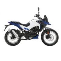 موتور سیکلت اس وای ام مدل گلکسی NH 180 سال 1400
