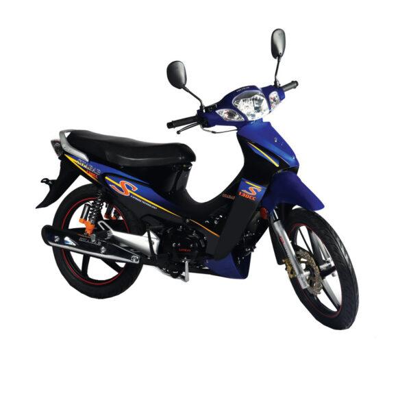 موتورسیکلت شباب مدل ویو 130 سی سی سال 1400