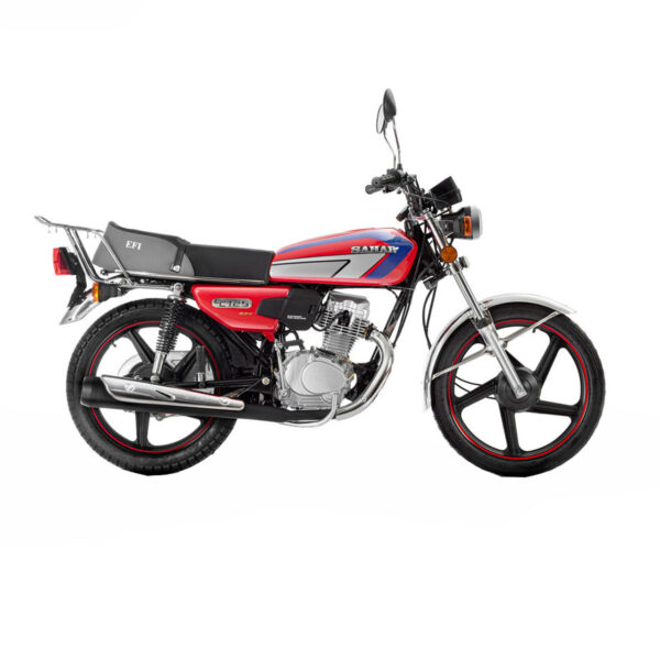 موتور سیکلت سحر مدل 125 سی سی استارتی سال 1400